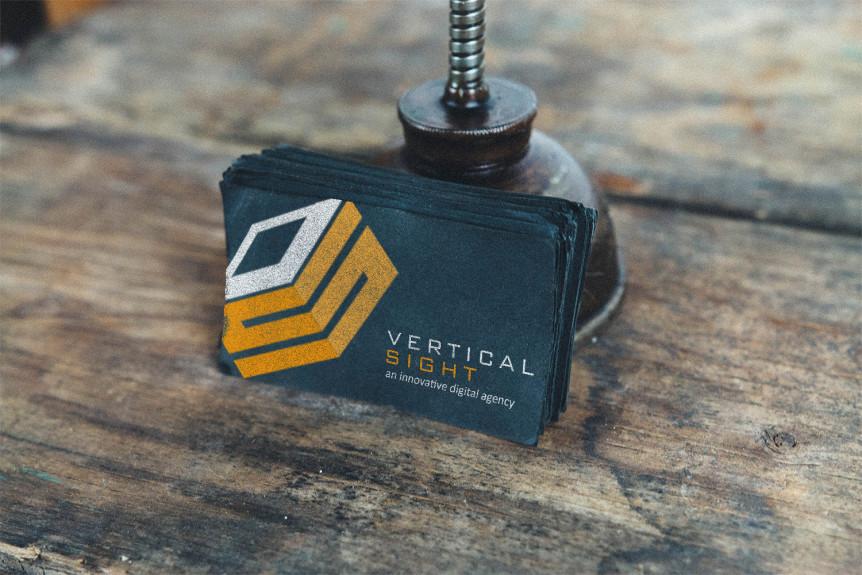 Vertical Sight Logo